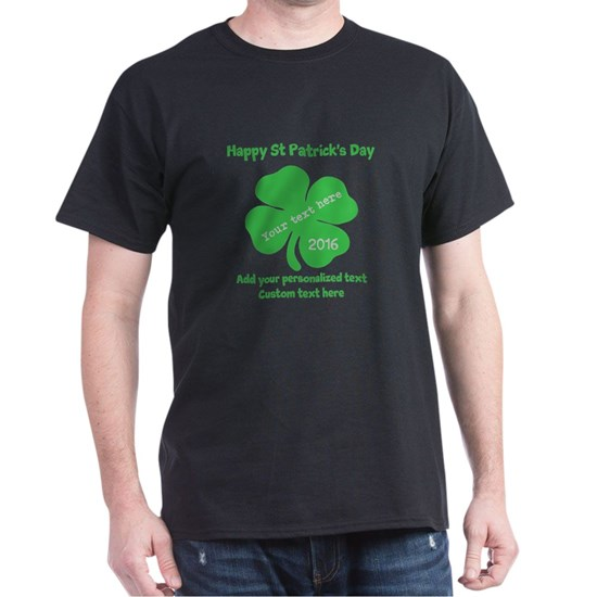 St Patricks Day Personalized