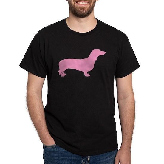 dachshund pink