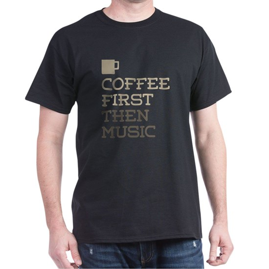 Coffee Then Music