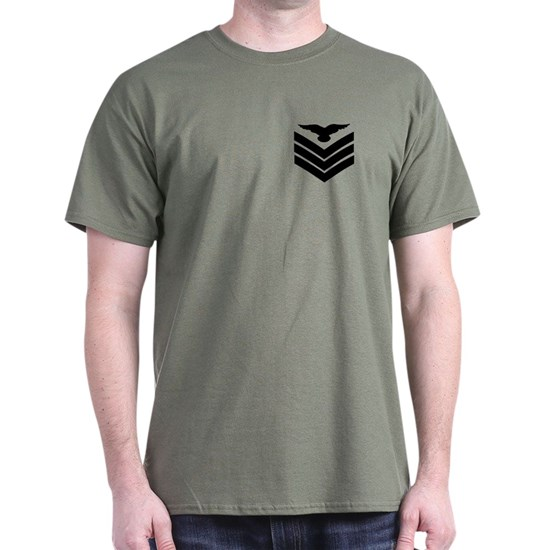 RAF-Sergeant-Aircrew-Green-Shirt