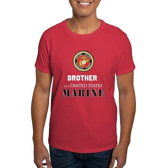 Custom Marine t-shirt