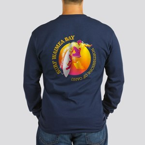 Waimea Bay Long Sleeve T-Shirt