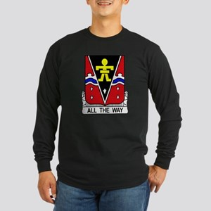 509th Parachute Infantry Regiment Long Sleeve T-Sh