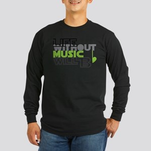 B flat Long Sleeve T-Shirt