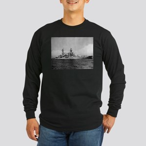 9 BB 38 PA Long Sleeve Dark T-Shirt