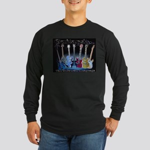 guitars the universal language Long Sleeve T-S
