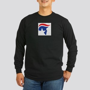 Trump Logo Long Sleeve T-Shirt