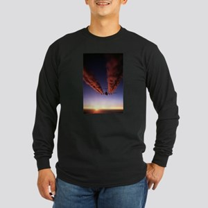 Bloodsmoke Long Sleeve Dark T-Shirt
