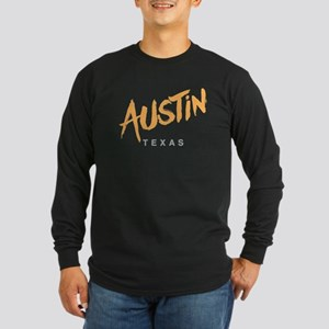 Austin Texas Long Sleeve T-Shirt