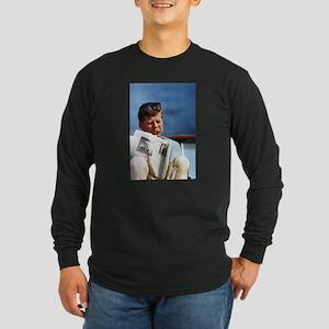 JFK Smoking Long Sleeve T-Shirt