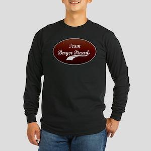Team Berger Long Sleeve Dark T-Shirt