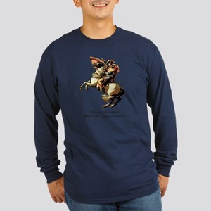 Napoleon Long Sleeve Dark T-Shirt
