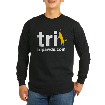 Tripawds, t-shirts, clothing, gifts