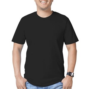 Custom Men's Fitted T-Shirts