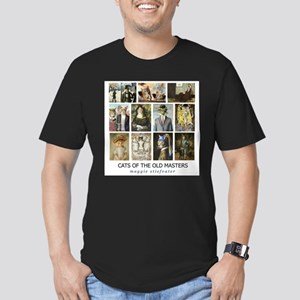 Cats of the Old Masters resized T-Shirt