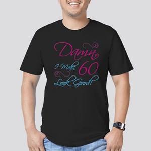 60th Birthday Humor Men's Fitted T-Shirt (dark)