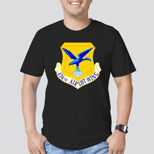 USAF Air Force 436th Airlift Wing Shield Men's Fit