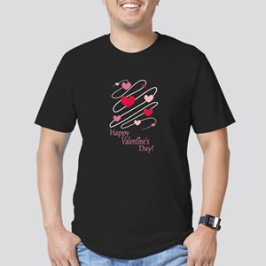 Happy Valentines Day Hearts T-Shirt
