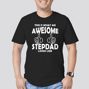 Awesome StepDad Looks Like T-Shirt