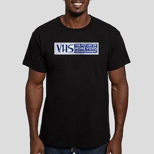 Retro VHS Fan Ash Grey T-Shirt