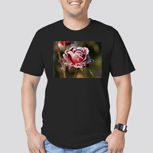 Rose With Frost On It T-Shirt