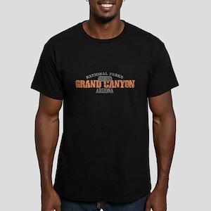 Grand Canyon National Park AZ Men's Fitted T-Shirt