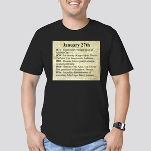 January 27th T-Shirt