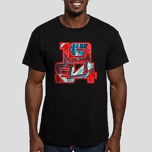 Transformers Optimus P Men's Fitted T-Shirt (dark)