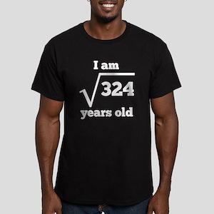 18th Birthday Square Root T-Shirt