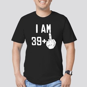 Middle Finger 40th Birthday T-Shirt