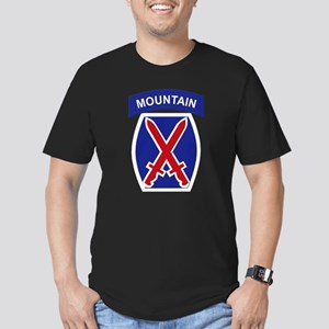 SSI - 10th Mountain Division Men's Fitted T-Shirt