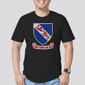 508th DUI Men's Fitted T-Shirt (dark)