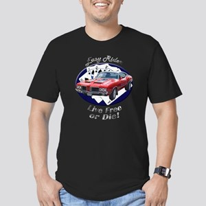 Olds 4-4-2 Men's Fitted T-Shirt (dark)