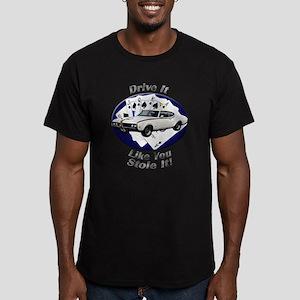 Hurst Olds Men's Fitted T-Shirt (dark)