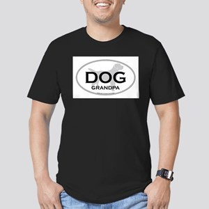 DOGGPA Men's Fitted T-Shirt (dark)