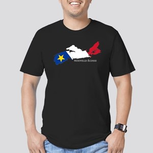 Acadia - Acadie - Nova Scotia Men's Fitted T-Shirt