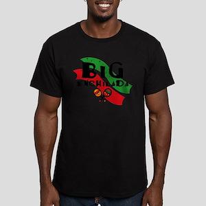 Big Enchilada Men's Fitted T-Shirt (dark)