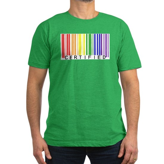 Certified Rainbow Barcode