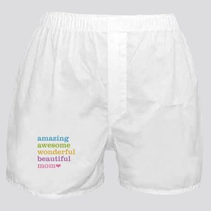 Amazing Mom Boxer Shorts