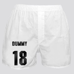 18 Dummy Boxer Shorts
