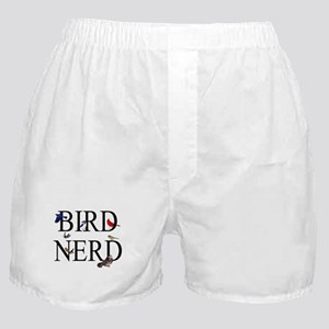 Bird Nerd Boxer Shorts