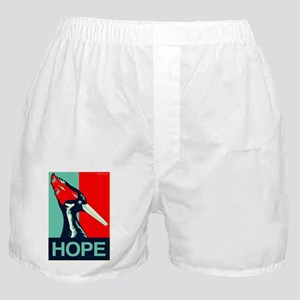Ivory Billed WOodpecker2 Boxer Shorts