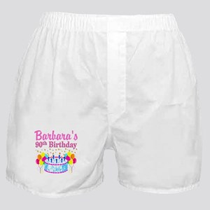 90 AND FABULOUS Boxer Shorts