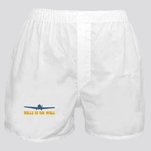 Balls to the Wall Boxer Shorts