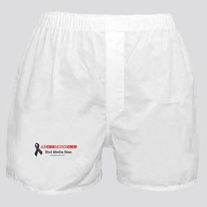 Stop the Presses! End Media Bias. Boxer Shorts