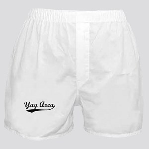Vintage Yay Area Boxer Shorts