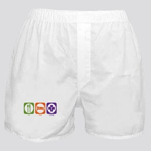 Eat Sleep Urology Boxer Shorts