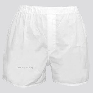 Pale is the new Tan Boxer Shorts