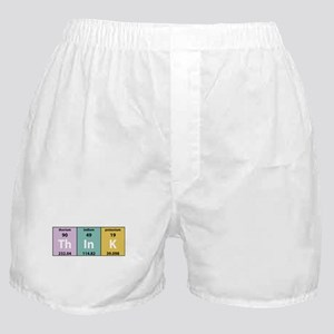 Chemical Think Boxer Shorts