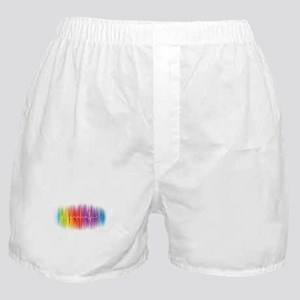 Gay Pride Pulse Boxer Shorts